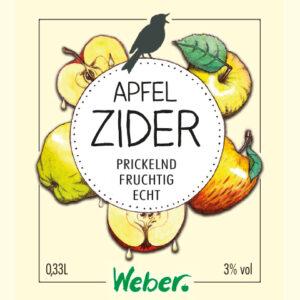Apfel-Zider